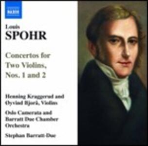 Concertanti n.1, n.2 - Duetto op.3 n.3 - CD Audio di Louis Spohr