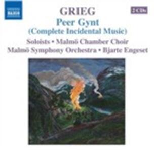 Peer Gynt - CD Audio di Edvard Grieg
