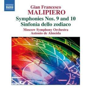 Sinfonie vol.5 - CD Audio di Gian Francesco Malipiero