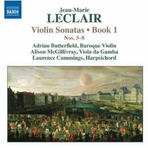 Sonate per violino vol.2 - CD Audio di Jean-Marie Leclair,Adrian Butterfield