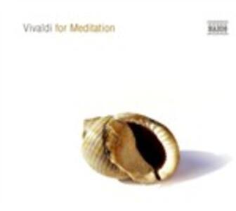 Vivaldi for Meditation - CD Audio di Antonio Vivaldi