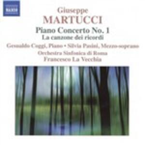 Musica per orchestra vol.3 - CD Audio di Giuseppe Martucci