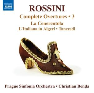 Ouvertures vol.3 - CD Audio di Gioachino Rossini