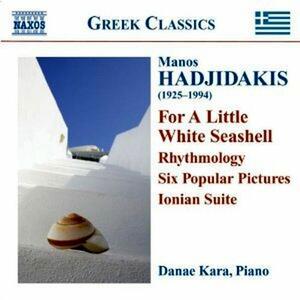 Musica per pianoforte - CD Audio di Manos Hadjidakis
