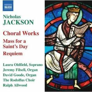 Musica sacra corale - CD Audio di Nicholas Jackson