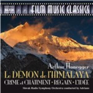 Musiche da Film (Colonna Sonora) - CD Audio di Arthur Honegger