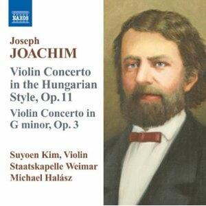 Concerti per violino op.3, op.11 - CD Audio di Joseph Joachim,Michael Halasz,Staatskapelle Weimar,Kim Suyoen