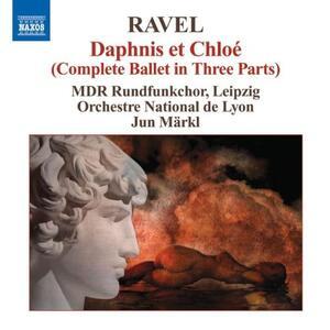 Daphnis et Chloé - Shéhérazade Ouverture - CD Audio di Maurice Ravel
