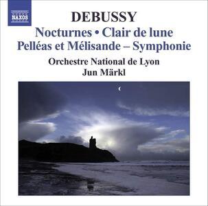 Musica per orchestra vol.2 - CD Audio di Claude Debussy