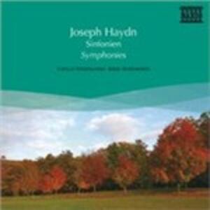 Sinfonie n.44,, n.45, n.104 - CD Audio di Franz Joseph Haydn
