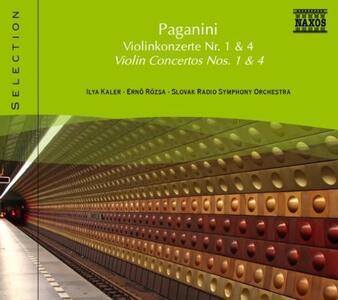 Concerti per Violino - CD Audio di Niccolò Paganini