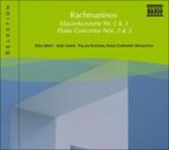 Concerti per pianoforte n.2, n.3 - CD Audio di Sergej Vasilevich Rachmaninov