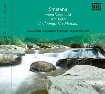 Ma Vlast - CD Audio di Bedrich Smetana