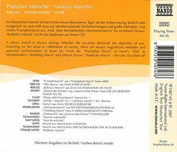Famous Marches - CD Audio