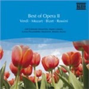 Best of Opera ii - CD Audio