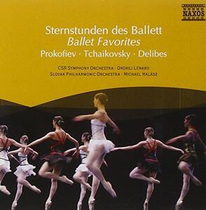 Ballet Favorites - CD Audio