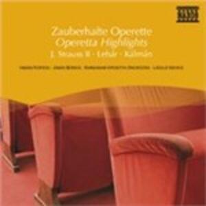 Operetta Highlights - CD Audio