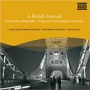 A British Festival - CD Audio