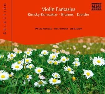 Violin Fantasies - CD Audio