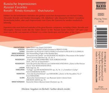Russian Favorites - CD Audio
