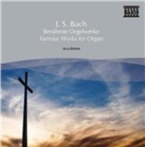 Organ Works - CD Audio di Johann Sebastian Bach