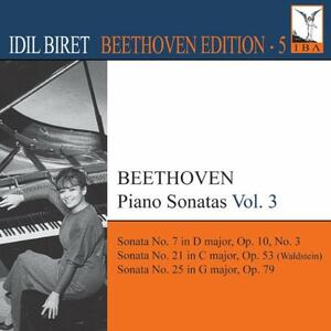 Sonate per pianoforte vol.3 - CD Audio di Ludwig van Beethoven