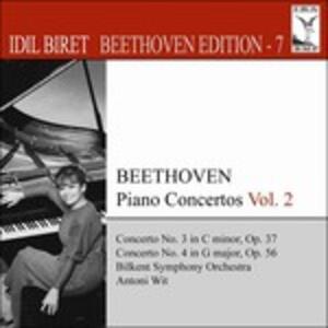 Concerti per Pianoforte vol.2 - CD Audio di Ludwig van Beethoven