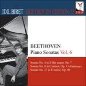 Sonate per pianoforte vol.6 - CD Audio di Ludwig van Beethoven