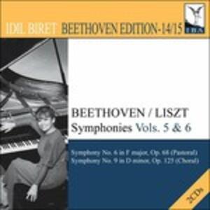 Beethoven Edition 14-15 - CD Audio di Ludwig van Beethoven,Idil Biret