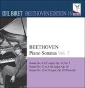 Sonate per pianoforte vol.7 - CD Audio di Ludwig van Beethoven