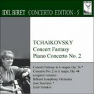 Piano Concerto.. - CD Audio di Pyotr Il'yich Tchaikovsky