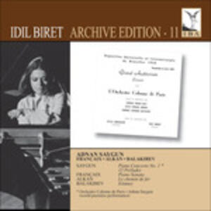 Piano Concerto No. 1-12 - CD Audio di Idil Biret
