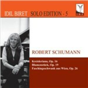 Kreisleriana Op.16 - CD Audio di Robert Schumann