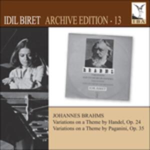 Archive Edition 13 - CD Audio di Idil Biret