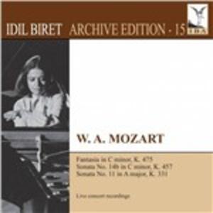 Idil Biret Archive Editio - CD Audio di Wolfgang Amadeus Mozart