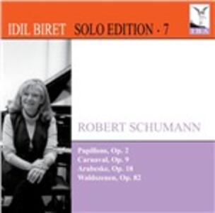 Papillons-Carnaval - CD Audio di Robert Schumann