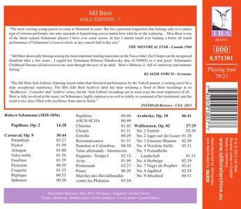 Papillons-Carnaval - CD Audio di Robert Schumann - 2