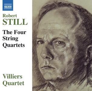 Quartetti per archi - CD Audio di Robert Still