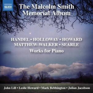 The Malcolm Smith Memorial Album - CD Audio