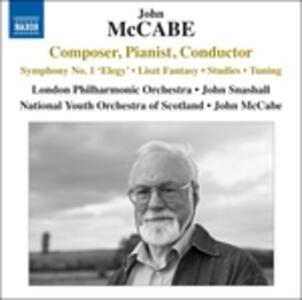 Opere orchestrali - CD Audio di John McCabe