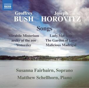 Songs - CD Audio di Joseph Horovitz