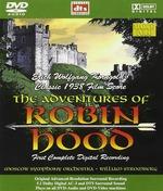 Cover CD La leggenda di Robin Hood