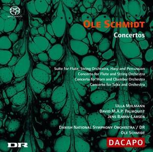 Concerti - CD Audio di Ole Schmidt