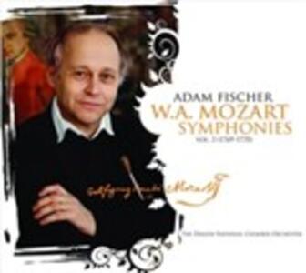 Sinfonie vol.3 - SuperAudio CD di Wolfgang Amadeus Mozart