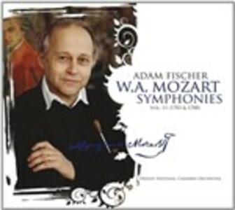 Sinfonie n.36, n.39 - SuperAudio CD ibrido di Wolfgang Amadeus Mozart,Adam Fischer