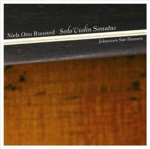 Sonate per violino solo - SuperAudio CD di Niels Otto Raasted