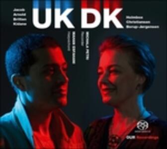 Uk Dk - SuperAudio CD di Michala Petri,Mahan Esfahani