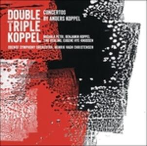 Double Triple Koppel - SuperAudio CD ibrido di Anders Koppel