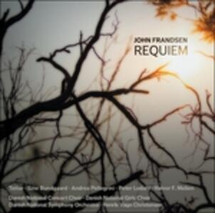 Requiem - SuperAudio CD ibrido di John Frandsen