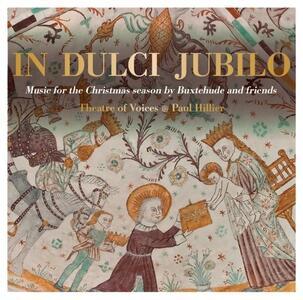In Dulci Jubilo. Musica per il periodo di Natale - SuperAudio CD ibrido di Paul Hillier